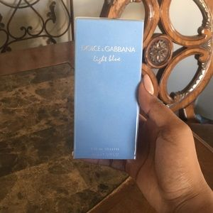 BRAND NEW Dolce & Gabbana Light Blue Toilette